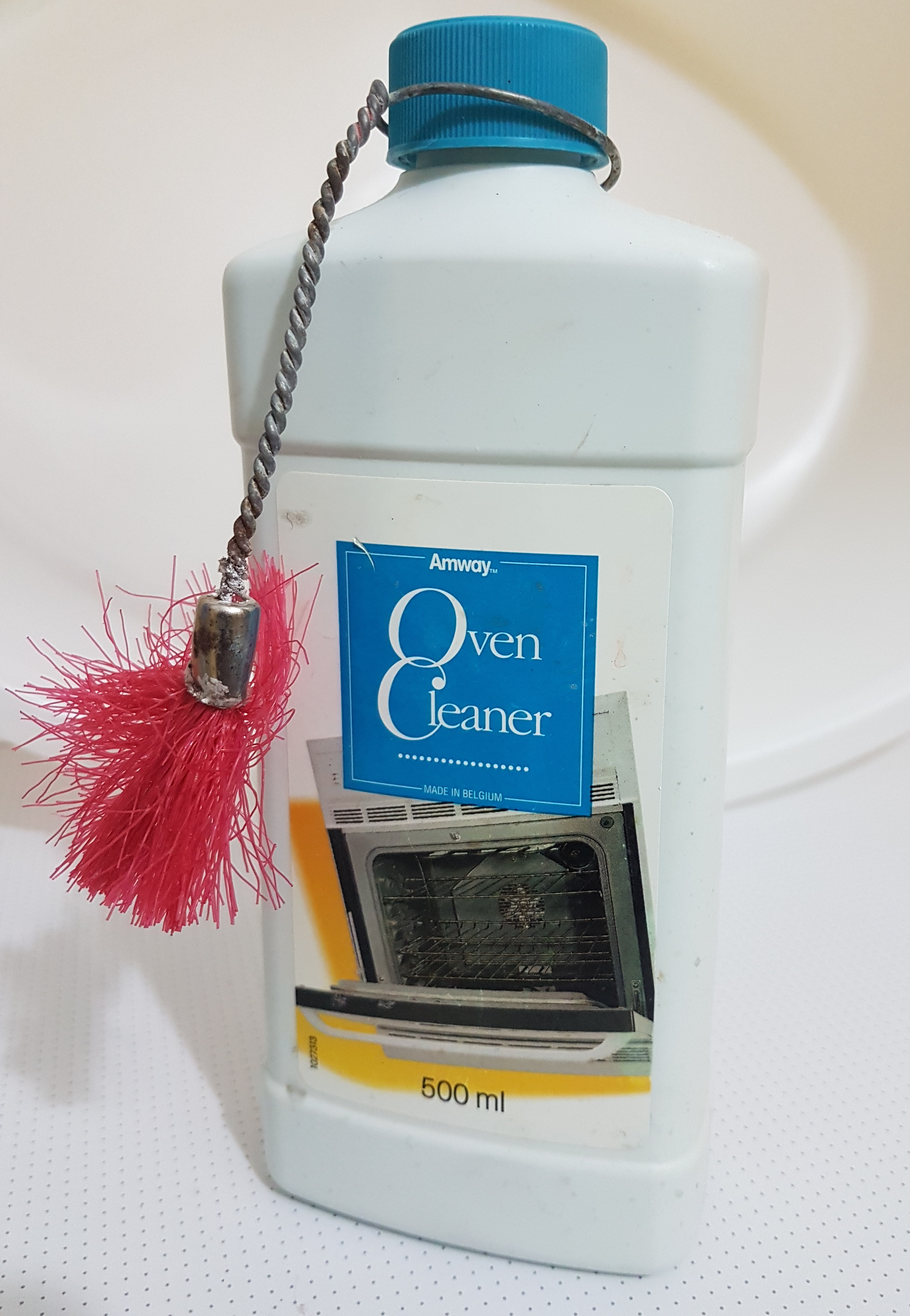 Amway Oven Cleaner