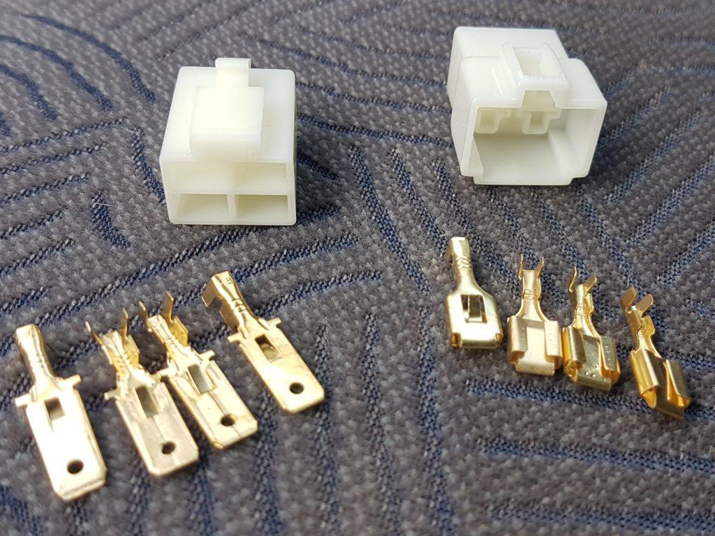 Универсальный коннектор 4-pin