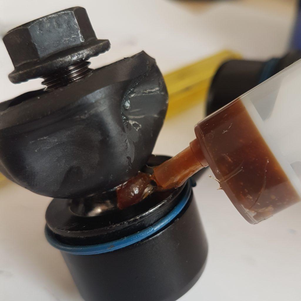 Смазка ShRB-4