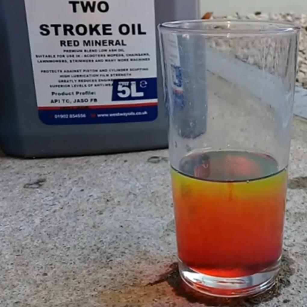 2T масло в дизель